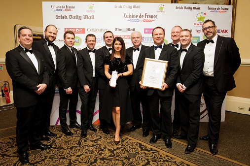 Supplier of the Year - Retail - ARYZTA Food Solutions